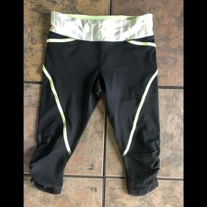 Lululemon Run: Pace Crops